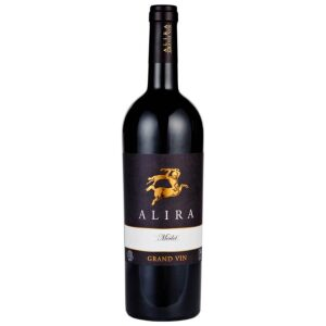 Alira Grand Vin Merlot Dublu Magnum