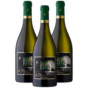 Recas La Stejari Chardonnay 3 x 750ml