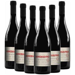 Thymiopoulos Young Vines Xinomavro 6 x 750ml