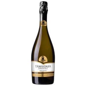 Cotnari Selectie Spumant Tamaioasa Romaneasca