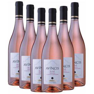 Avincis Rose 6 x 750 ml