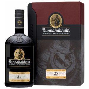 Bunnahabhain 25 Ani 0.7L