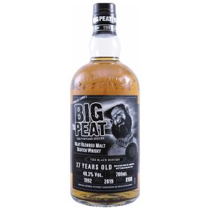 Douglas Laing Big Peat The Black Edition 27 Ani