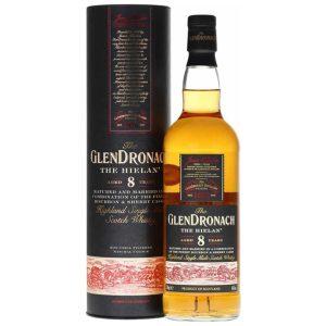 GlenDronach 8 Ani The Hielan 0.7L