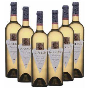 Oprisor La Cetate Chardonnay 6 x 750ml