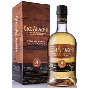 The GlenAllachie Koval Rye Quarter Cask Finish 8 Ani 0.7L