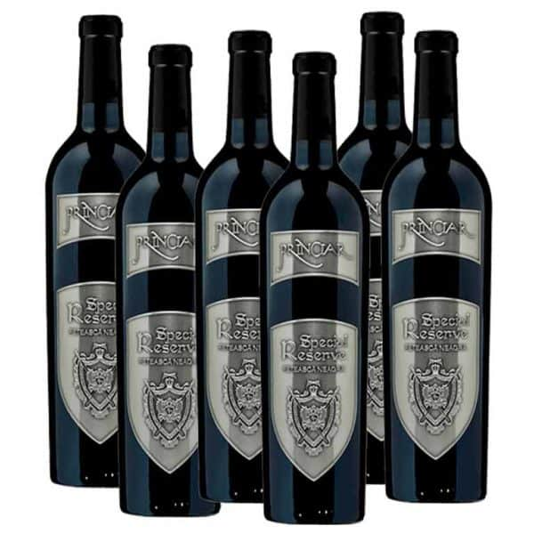 Tohani Princiar Special Reserve Feteasca Neagra 6 Sticle