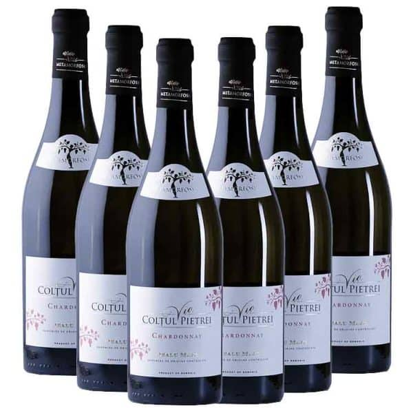 Vitis Metamorfosis Via Coltul Pietrei Chardonnay 6 x 750ml