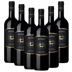 Antinori La Bracesca Vino Nobile Di Montepulciano 6 x 750ml