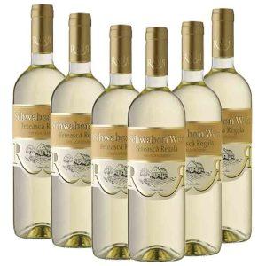 Recas Schwaben Wein Feteasca Regala 6 x 750ml