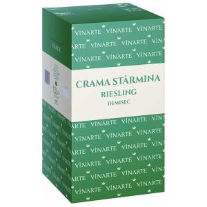 Vinarte Starmina Riesling Demisec 10L