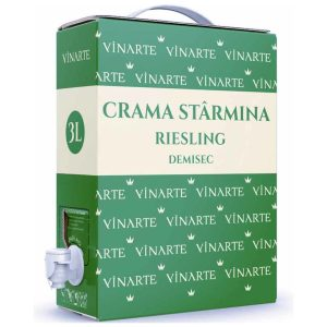 Vinarte Starmina Riesling Demisec 3L