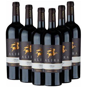 Alira Grand Vin Merlot 6 x 750ml