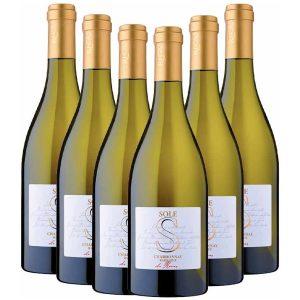 Recas Sole Chardonnay 6 x 750ml