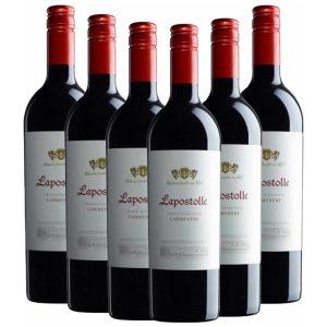 Lapostolle Grand Selection Carmenere 6 x 750ml