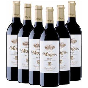 Muga Bodegas Rioja Reserva 6 x 750ml