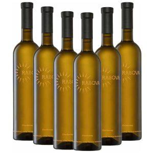 Rasova Premium Chardonnay 6 x 750ml